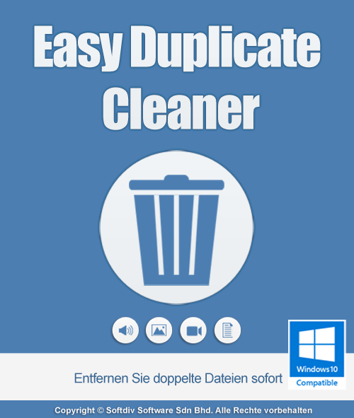 Software Cleaner (Easy Duplicate Cleaner [Download])
