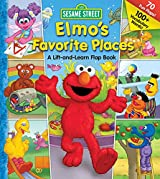 Elmo's Favorite Places (CTW Sesame Street)