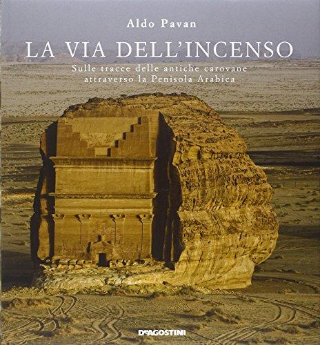 La via dell'incenso. Sulle tracce delle antiche carovane attraverso la Penisola Arabica. Ediz. illustrata
