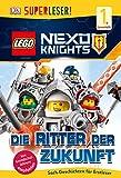 SUPERLESER! LEGO® NEXO KNIGHTSTM. Die Ritter der Zukunft: 1. Lesestufe Sach-Geschichten für Leseanfänger