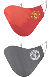 Official Manchester United Football Team Mask Amazon In Health Personal Care
