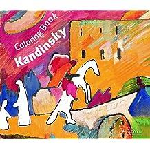 Colouring Book Kandinsky (Prestel Colouring Books S.)