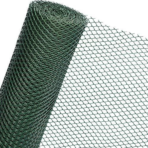 Grillage Plastique Vert