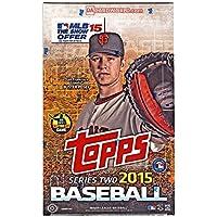 2015 Topps Series 2 Baseball Hobby Box MLB