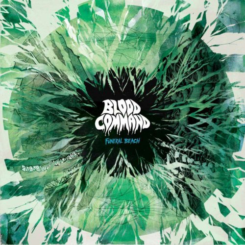 Blood Command: Funeral Beach (Audio CD)