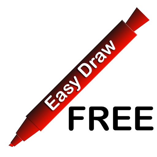 EasyDraw! FREE (Erase Whiteboard)