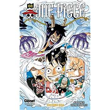 One Piece - Édition originale - Tome 68: Alliance entre pirates
