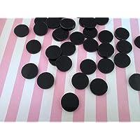 Lot de 20 disques ronds en plexiglas acrylique, support d'exposition en acrylique, disques en plexiglas de 3 mm d…