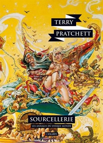 Les annales du Disque-Monde, Tome 5 : Sourcellerie par Terry Pratchett