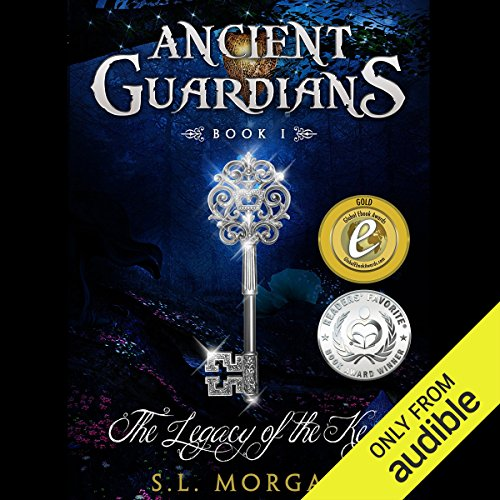 The Legacy of the Key: Ancient Guardian Series, Book 1 (Sl-serie Audio)
