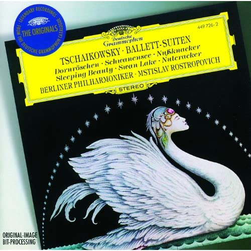 Tchaikovsky: Swan Lake (Suite), Op.20a, TH 219 - 1. Scene - Swan Theme