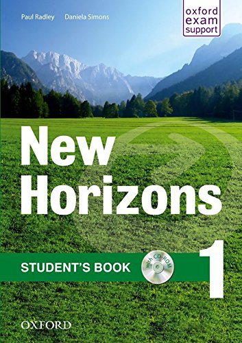 New Horizons 1. Student's Book Pack