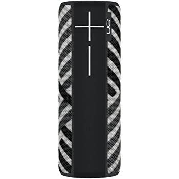 Ultimate Ears BOOM 2 Altoparlante Bluetooth, Impermeabile, Resistente agli Urti, Urban Zebra