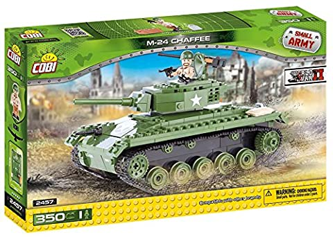 COBI 2457 Small Army - World War II - M-24