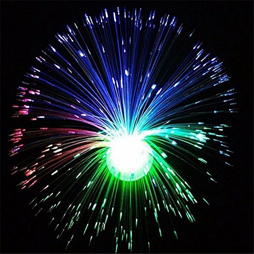 Generische Farbe ändern Fibre Optic Desk Stock Wall Lampe beruhigen Licht Great Party Dekoration zum Geburtstag, Weihnachten, Halloween, Valentinstag, Hochzeit, Verlobung, Abendessen, Party, Schlafzimmer