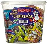 Als Geschenkidee zu Weihnachten bestellen Genuss, Essen und Trinken - Haribo Minibeutel Christmas Dose