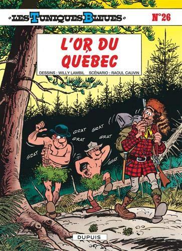 Les Tuniques Bleues, Tome 26 : L'or du Québec : Opé l'été BD 2019