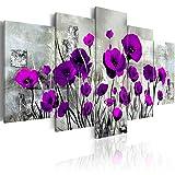 murando - Acrylglasbild Abstrakt 200x100 cm - 5 Teilig - Glasbilder - Wandbilder XXL - Wandbild - Bilder b-A-0001-k-p