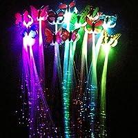 """42cm lang LED-Leuchtstab /""""Schmetterling/"""" mit Geschenkidee für Mädchen"""