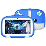 """Kids Edition Tablet, Smart Tablet Kids Edition 7"""" HD Display, 8G+32G for kids Learning & Game Support Facebook, YouTube..."""