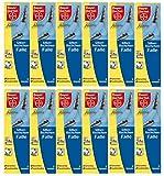 12 x 2 (24 Stk) Bayer Natria Silberfischchen-Falle insektizidfrei