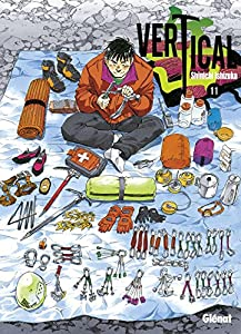 Vertical Edition simple Tome 11