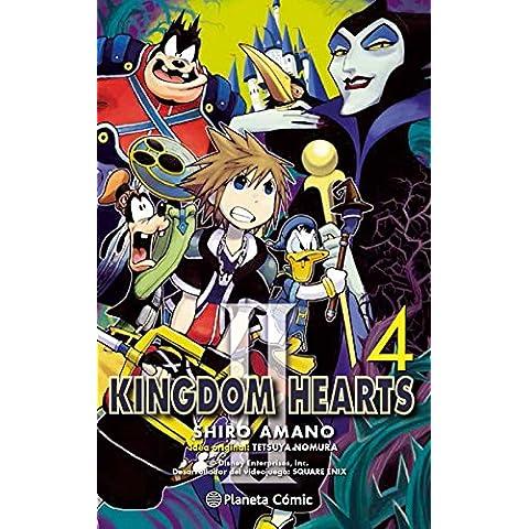 Kingdom Hearts II - Número 4