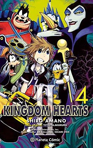 Kingdom Hearts II nº 04/10 (nueva edición) (Manga Shonen) por Shiro Amano