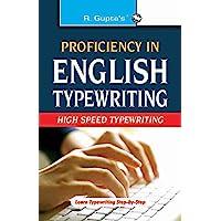 Proficiency in English Typewriting