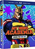 My Hero Academia: Season Two - Part One [Edizione: Stati Uniti] [Italia] [Blu-ray]