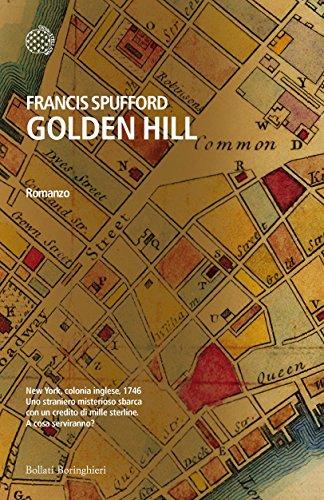 Golden Hill - Edizione Italiana
