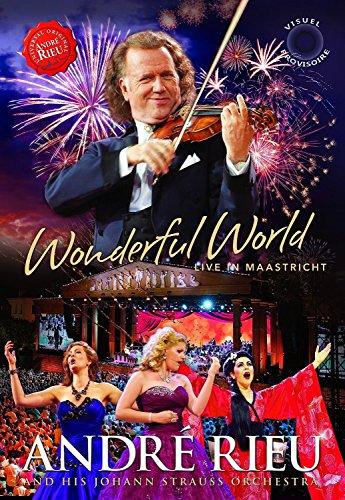 Wonderful World - Live in Maastrich (Große Us-karte)