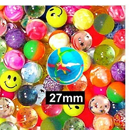 50 SUPER BOUNCE BOUNCY BALL JET BALLS CHILDREN KIDS BIRTHDAY PARTY BAG GIFT TOY