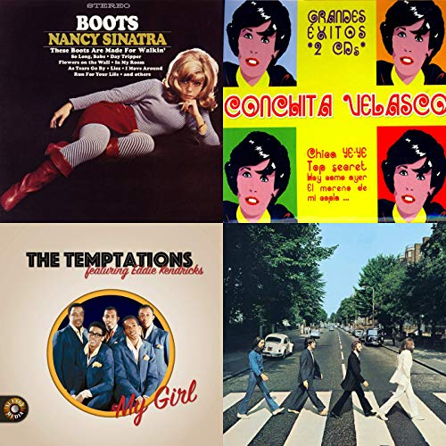 ... 50 hits de los años 60