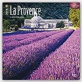 La Provence 2016 - 18-Monatskalender mit freier TravelDays-App: Original BrownTrout-Kalender