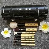 DAMENGXIANG 9 Make-Up-Pinsel Sets Pinsel Sets Pinsel Anfänger Makeup Tools Augenbrauen Pinsel Lidschatten Pinsel Make-Up-Tools. 9 Niederlassungen Von Log Farbe