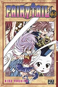 Fairy Tail Edition simple Tome 44