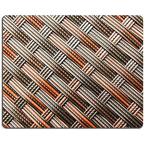 liili Mouse Pad de goma natural mousepad imagen ID: 22533250ratán Seamless Patrón Antecedentes