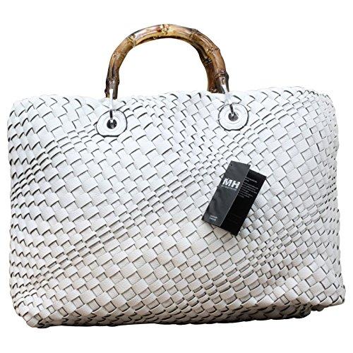 My-Musthave, Borsa tote donna beige modello 7 Medio modello 4