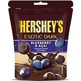 Hershey's Exotic Dark Chocolate Blueberry & Acai, 100 g (Pack of 3)