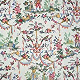 Textiles français Baumwollstoff - Toile de Jouy Stoff | La