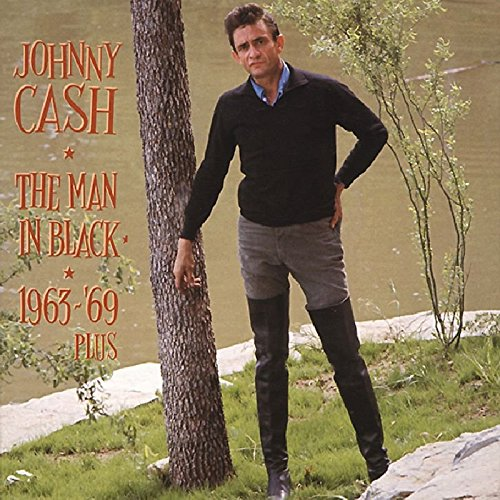 Johnny Cash: The Man In Black 1963-1969 - Vol. 3 (Audio CD)