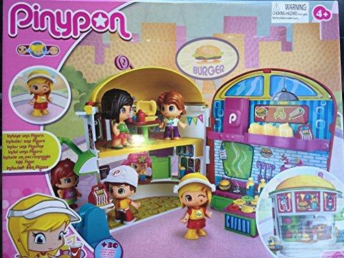 Pinypon Restaurant Burger by Pinypon