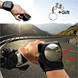 Bike Mirrors, West Biking Bicycle Rear View Mirror for Cyclists Safety Mountain Road