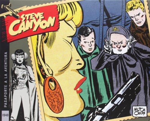 Steve Canyon. 1949.