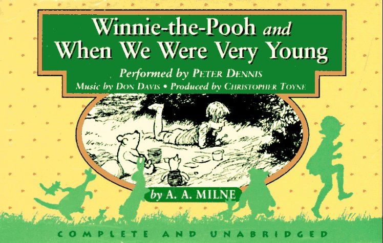 Winnie-the-Pooh / When We Were Young