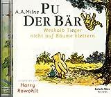 Pu der Bär, Audio-CDs, Tl.5, Weshalb Tieger nicht auf Bäume klettern, 1 Audio-CD