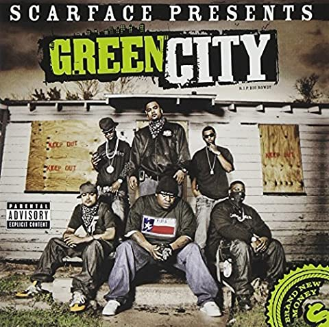 Brand New Money: Scarface Presents by Green City (2008-07-14)