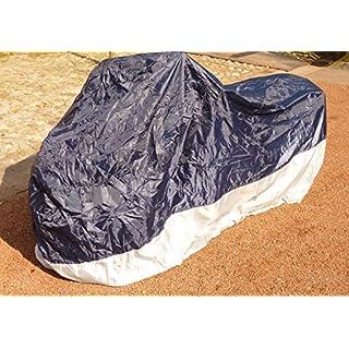 Motorrad Abdeckung Schutz Plane Regenschutz Wetterschutz für BMW K 1200 RS K1200 K 1200 R 1200 GS Adventure