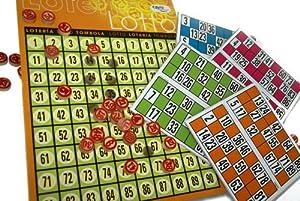 Cayro Loteria 48 De Madera